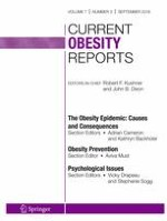 Current Obesity Reports 3/2018