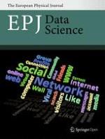 EPJ Data Science 1/2018