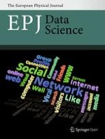 EPJ Data Science 1/2019