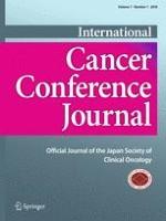 International Cancer Conference Journal 1/2018