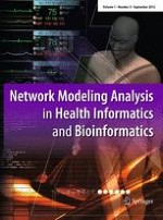Network Modeling Analysis in Health Informatics and Bioinformatics 3/2012