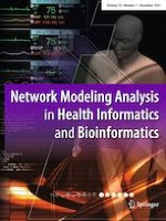Network Modeling Analysis in Health Informatics and Bioinformatics 1/2021