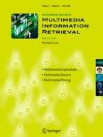 International Journal of Multimedia Information Retrieval 2/2018