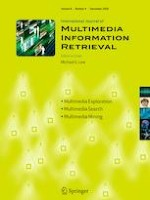 International Journal of Multimedia Information Retrieval 4/2019