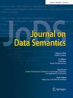 Journal on Data Semantics 2/2015