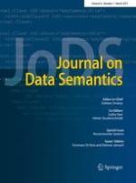Journal on Data Semantics 1/2017