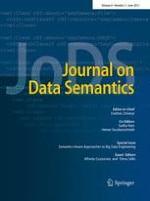 Journal on Data Semantics 2/2017