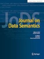 Journal on Data Semantics 3/2019