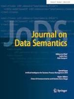 Journal on Data Semantics 1/2020