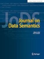 Journal on Data Semantics 4/2020