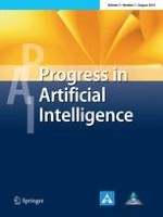 Progress in Artificial Intelligence 1/2014