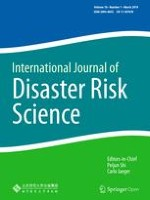 International Journal of Disaster Risk Science 1/2019