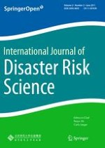 International Journal of Disaster Risk Science 2/2011