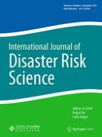 International Journal of Disaster Risk Science 3/2014