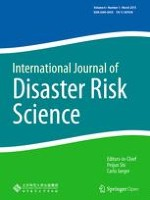 International Journal of Disaster Risk Science 1/2015