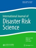International Journal of Disaster Risk Science 2/2015