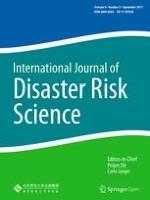 International Journal of Disaster Risk Science 3/2017