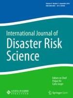 International Journal of Disaster Risk Science 3/2018
