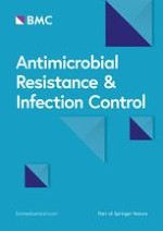 Antimicrobial Resistance & Infection Control 1/2018