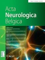 Acta Neurologica Belgica 2/2014
