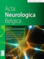 Acta Neurologica Belgica 4/2017