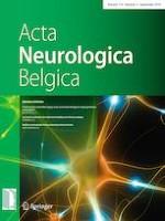 Acta Neurologica Belgica 3/2019
