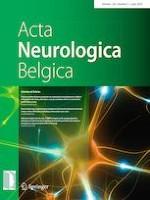 Acta Neurologica Belgica 3/2020
