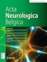 Acta Neurologica Belgica 4/2020
