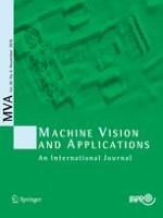 Machine Vision and Applications 8/2018