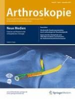Arthroskopie 4/2016