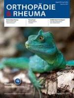 Orthopädie & Rheuma 4/2013