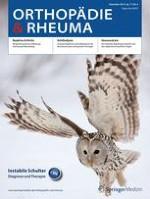 Orthopädie & Rheuma 6/2014