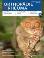 Orthopädie & Rheuma 1/2015