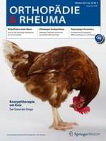 Orthopädie & Rheuma 5/2015
