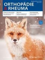 Orthopädie & Rheuma 6/2016