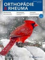 Orthopädie & Rheuma 6/2017