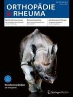 Orthopädie & Rheuma 2/2018