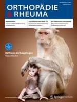 Orthopädie & Rheuma 3/2018