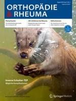 Orthopädie & Rheuma 4/2018