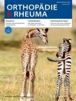 Orthopädie & Rheuma 5/2018