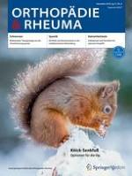 Orthopädie & Rheuma 6/2018