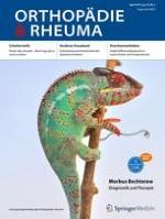 Orthopädie & Rheuma 2/2019