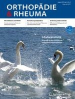 Orthopädie & Rheuma 4/2019