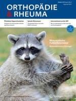 Orthopädie & Rheuma 5/2019
