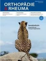 Orthopädie & Rheuma 5/2020