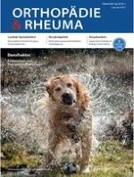 Orthopädie & Rheuma 1/2021