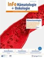 InFo Hämatologie + Onkologie 6/2020