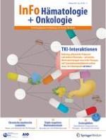 InFo Hämatologie + Onkologie 1-2/2021