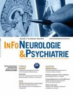 InFo Neurologie + Psychiatrie 4/2012