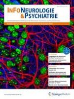InFo Neurologie + Psychiatrie 4/2018